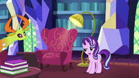 "Starlight Glimmer ""that's castle food"" S7E15"