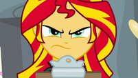 Sunset Shimmer getting mad EG