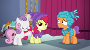 """Sweetie Belle """"you'll be just fine!"""" S6E4"""
