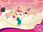 Torch Song MLP mobile game promo