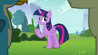 "Twilight ""building a strong friendship"" S8E9"