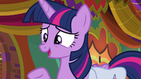 """Twilight """"talk to Dusty Pages about that"""" S9E5"""