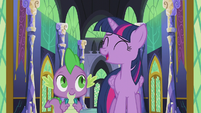 Twilight --it does sound kinda silly-- S5E25