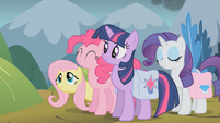 "Twilight and friends ""safety in numbers"" S01E07"