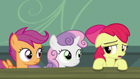 """Apple Bloom """"Why not...?"""" S5E17"""