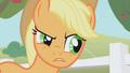 Applejack serious face S01E03.png