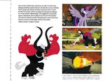 Art of Equestria page 107 - Lord Tirek concept 2