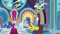 "Discord ""the leader we all know she is!"" S9E24"
