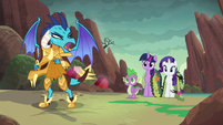 """Ember """"better things than being big and strong"""" S6E5"""