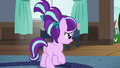 Filly Starlight looking outside at Sunburst S6E1.png