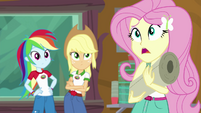 "Fluttershy ""I didn't scream"" EG4"