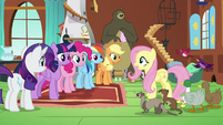 "Fluttershy ""you all taught me so much"" S7E5"