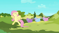 Fluttershy very happy S3E1.png