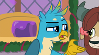 Gallus -except maybe yours, Smolder- S8E16