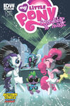 Gangnam Style Variant Cover Issue 3