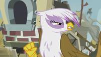 Gilda begrudgingly agrees to help S5E8
