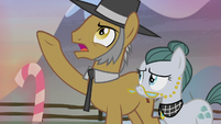 "Igneous Rock Pie ""thou cannot favor this madness!"" S5E20"