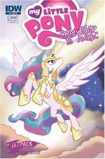 Jetpack Comics Issue 4 Variant