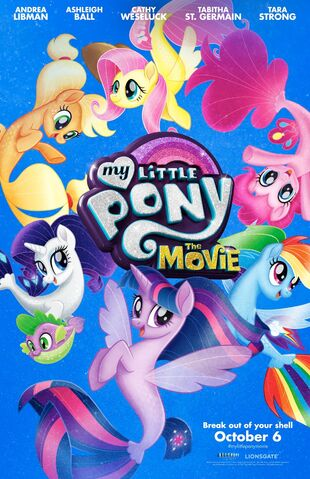 File:MLP The Movie SDCC exclusive poster.jpg