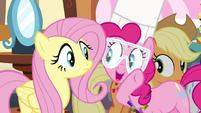 Pinkie Pie 'It's a secret!' S4E18