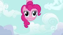 Pinkie Pie goofy smile S4E09