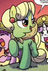 Ponyville Mysteries issue 3 Aunt Holiday