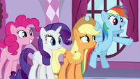 "Rainbow Dash ""you dance great!"" S9E7"