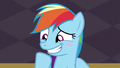 Rainbow blushing and smiling S5E15.png