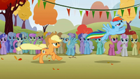 Rainbow flies away S1E13