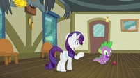 "Rarity ""we can do something tomorrow"" S9E19"