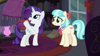 Rarity -you'll be up to your mane in ponies- S5E16