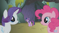 Rarity and Pinkie staring blankly S1E7.png