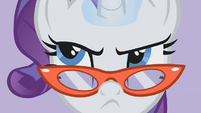 Rarity is annoyed S1E14