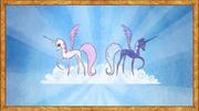 S01E01 Księżniczka Celestia i jej młodsza siostra Luna
