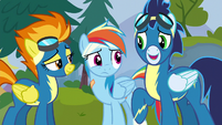 "Soarin ""you know why they call me that?"" S6E7"