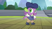 "Spike ""five, six, seven, eight!"" S8E7"