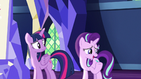 "Starlight ""your friendship problem is in Ponyville"" S7E15"