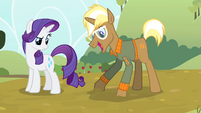 Trenderhoof touches the soil S4E13