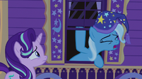 Trixie --go over it in the morning-- S6E25