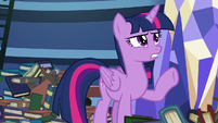 "Twilight ""I just wish he wasn't such a"" S8E24"