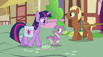 """Twilight """"the rules aren't too confusing"""" S9E16"""