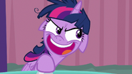 "Twilight Sparkle ""double midnight"" S9E16"