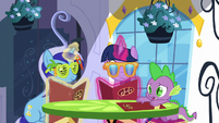 Twilight and Minuette wearing sunglasses S5E12