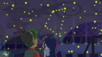 Twilight and Timber watch fireflies form constellations EGDS7
