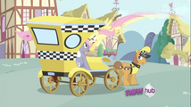 573px-S2E19 fluttershy fight in taxi
