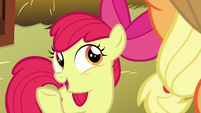 "Apple Bloom ""he can make the trees blossom"" S9E10"
