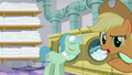 """Applejack """"all those dirty towels have to be cleaned"""" S6E10.png"""