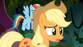 Applejack 'You have been having an awful lot of trouble...' S4E02.png