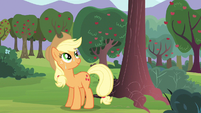 Applejack of course it'll work S3E8