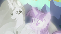 """Celestia """"her work there would be very rewarding"""" S7E1"""